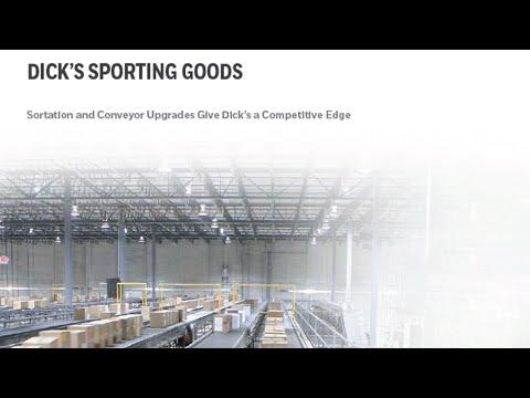 Honeywell Intelligrated Case Study - Dicks Sporting Goods