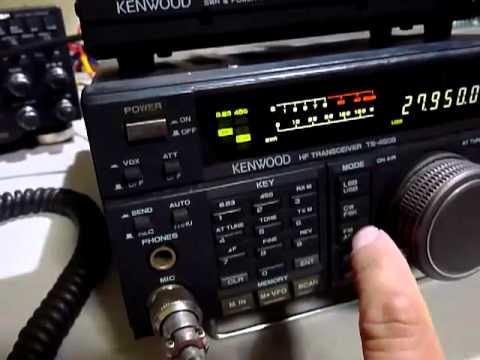 ts-450 Reparacion de potencia y filtros de if.
