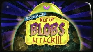 CGR Undertow - TALES FROM SPACE: MUTANT BLOBS ATTACK review for Xbox 360