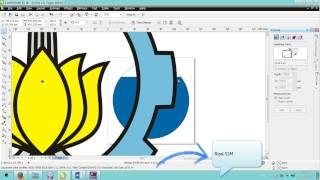 Tutorial Grafis - Cara membuat cover CD Tugas Akhir (Skripsi) ITS