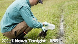 Alabama Has A Raw Sewage Problem Causing Parasites. The State Isn't Doing Much About It. (HBO)