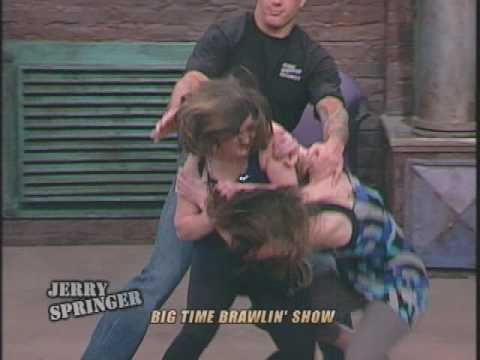 Best Fights! 20 Years of The Jerry Springer Show Part 2