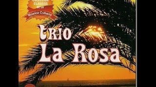 Trio La Rosa   Tu solo tu   Colección Lujomar