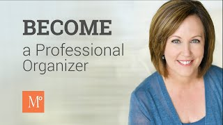 How to Become a Professional Organizer With Geralin Thomas