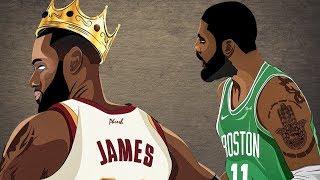 Kyrie's Revenge - Boston Celtics vs Cleveland Cavaliers