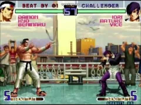 King Fighter People Will Talk Same Thing