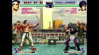 vuclip Todos os Secretos De The King of Fighters 2002