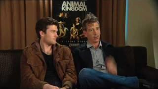 Ben Mendelsohn Flabbergasted In Renee Brack Interview About Animal Kingdom