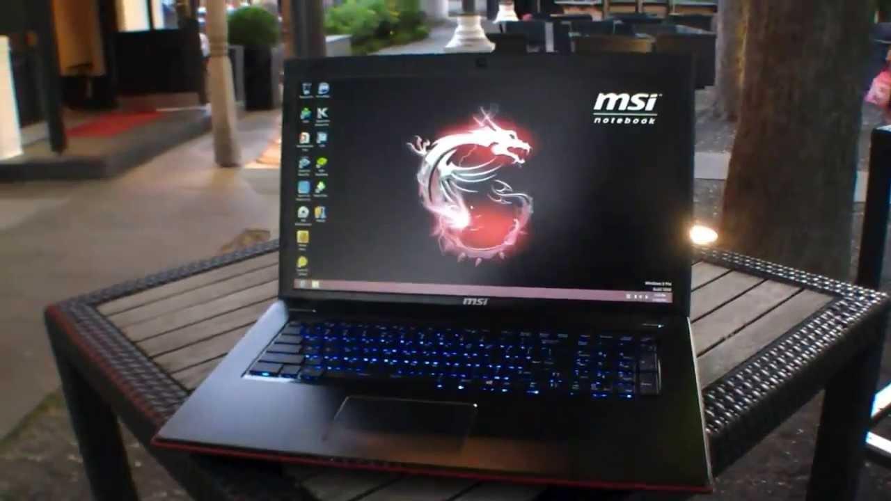 exclusive  2013 msi ge70 gaming notebook