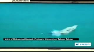 Иранские военные «потопили» американский авианосец