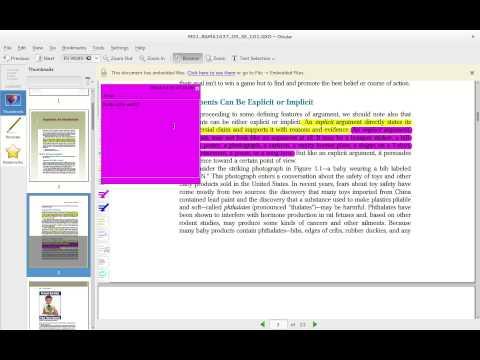 okular,  program for annotating your books in linux