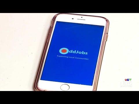 Odd Jobs: New app makes the hunt for a job simpler