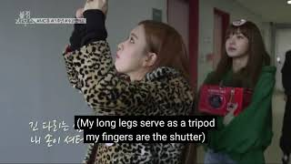 Download (Eng sub)BLACKPINK Lisa and Rośe are jisoo's manager! Mp3 and Videos