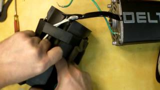 Part 4 Of 9- Delta 22-540 Planer Disassembly, Assembly And Adjustments