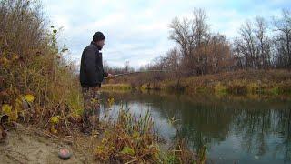 2 рыбалки в одном видео
