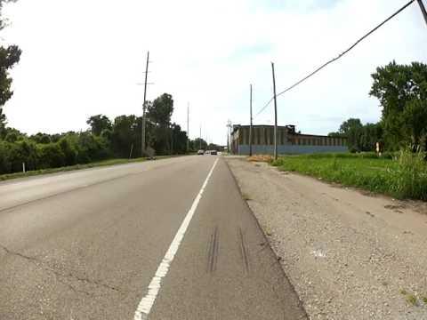 Part 1 Bike Ride East St  Louis, McKinley Bridge, Arch Riverfront