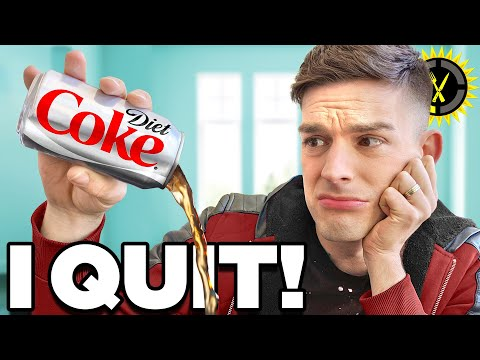 Food Theory: I QUIT Diet Coke! - The Food Theorists