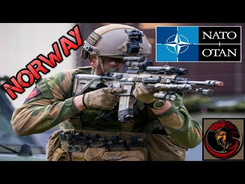 Norway and NATO - A Tribute to Military Alliance