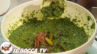 56 - Salsa verde...dentro al gusto ci si perde (ricetta classica della cucina italiana facilissima)