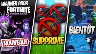 Huge Surprise Patch, New Pack at 30 ' Other on FORTNITE! (News Season 10)