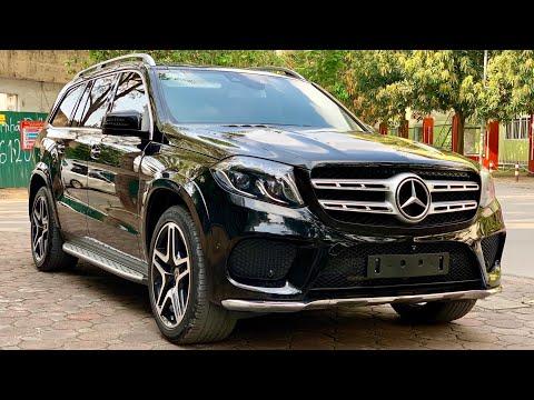 Mercedes Benz GLS 400 Nhập Mỹ 2019 , lắp thêm 600 triệu tiền Option , Xe như mới , tiết kiệm 2 tỉ