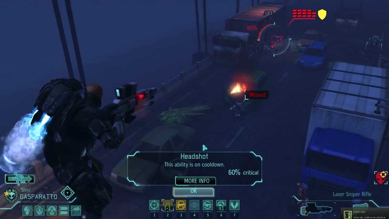 Xcom enemy unknown snipers with archangel armor youtube for Portent xcom not now