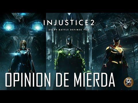 OPINION DE MIERDA: INJUSTICE 2
