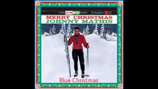 Watch Johnny Mathis Blue Christmas video