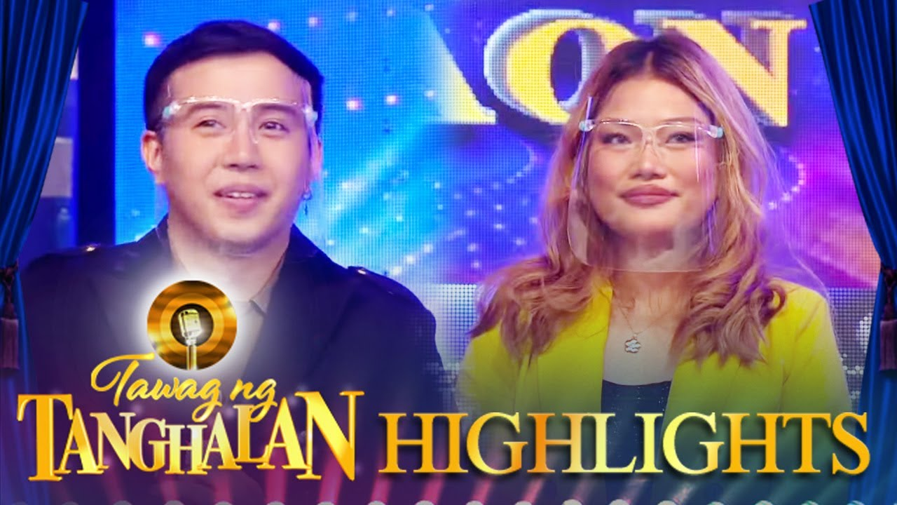 Anthony and Lorraine both get the ultimate spotlight! | Tawag Ng Tanghalan