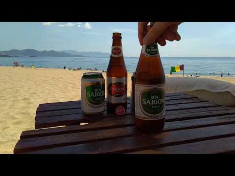 Обзор вьетнамского пива Сайгон