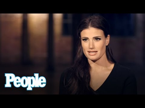 Idina Menzel's Glam PEOPLE Shoot | People