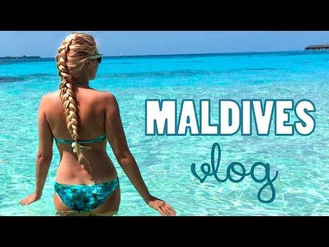1st VLOG: Destination Paradise - MALDIVES ★ Vacation 2015