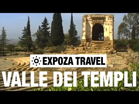 Valle Dei Templi (Italy) Vacation Travel Video Guide