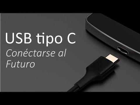 USB Tipo C (3.1): Funcionamiento, Usos y Características (Español)