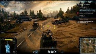 Первые кадры геймплея Armored Warfare с PAX Prime 2014