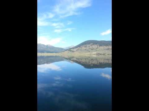 Heaven lake Montana Aug 17, 2014
