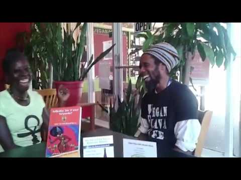 VEGAN FLAVA CAFE INTERVIEW #1