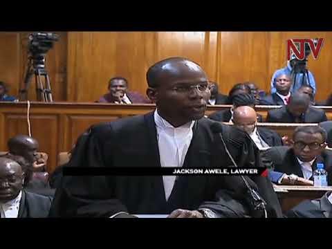 Kenya's President Uhuru Kenyatta defends himself in Presidential election petition