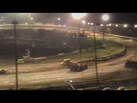 Late Models at Grandview Speedway August 25, 2018!