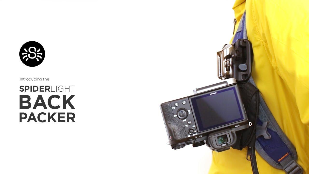 c8dfa580f4a6 Spider Holster SpiderLight Backpacker Kit   Nyakpánt   Promóciós, logózott  termékek   Termékeink   Fényképezőgép - Canon, Nikon, Pentax   Fotóelőhívás    ...