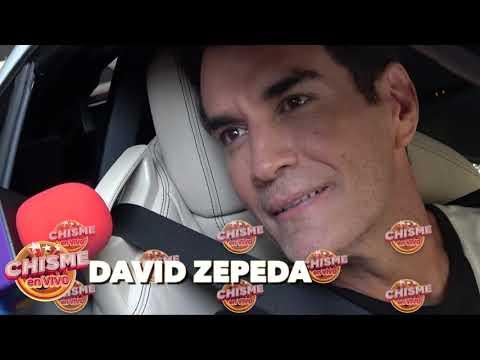 DAVID ZEPEDA niega su relación con DANIEL URQUIZA y se sale por la tangente   Chisme en Vivo