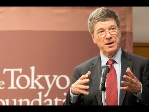 """Sustainable Development and CSR"" with Featured Speaker Jeffrey D. Sachs"