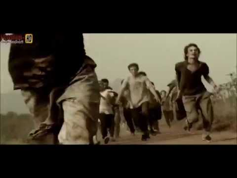 Asian's Zombies awesome chased scene