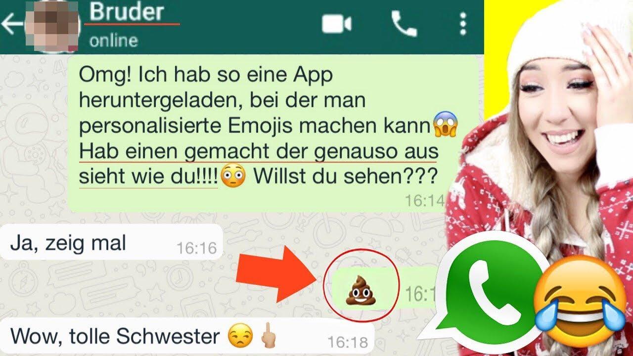 Sehen app stalkt whatsapp mich wer WhatsApp blockiert: