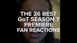 Game of Thrones | Season 7 Premiere Reactions