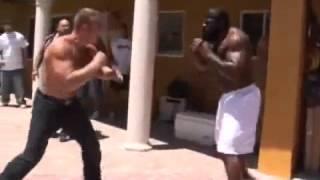 Kimbo Slice vs Adryan