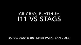 i11 Vs Stags - Feb 2020 @ Butcher's Park, San Jose