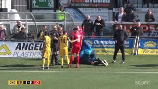 SUFCtv: MATCH HIGHLIGHTS Sutton United vs Leyton Orient VNL 13/4/2019