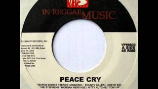 Peace Cry (Jamdown Riddim) [Digital Reggae]