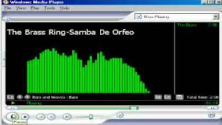 The Brass Ring-Samba De  Orfeo
